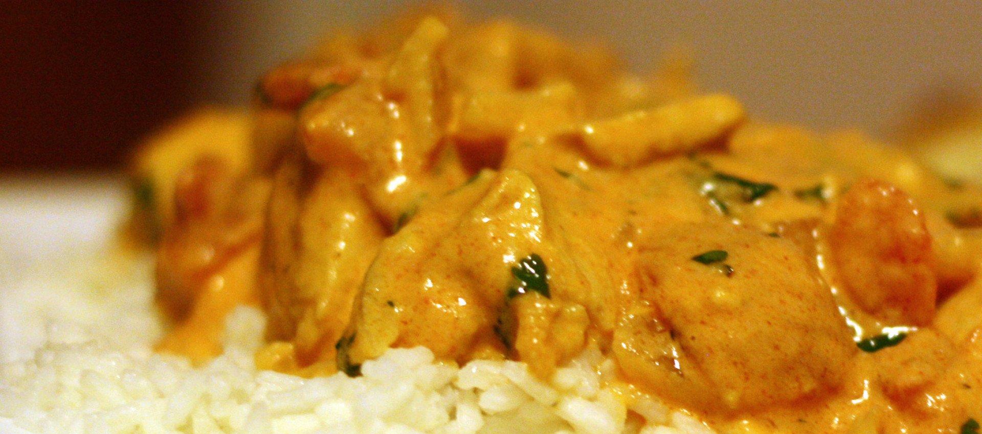 Aiguillettes de poulet sauce munster cookeo mania cookeo mania - Cuisiner aiguillette de poulet ...
