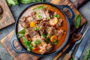 Recettes de plats en sauce avec cookeo