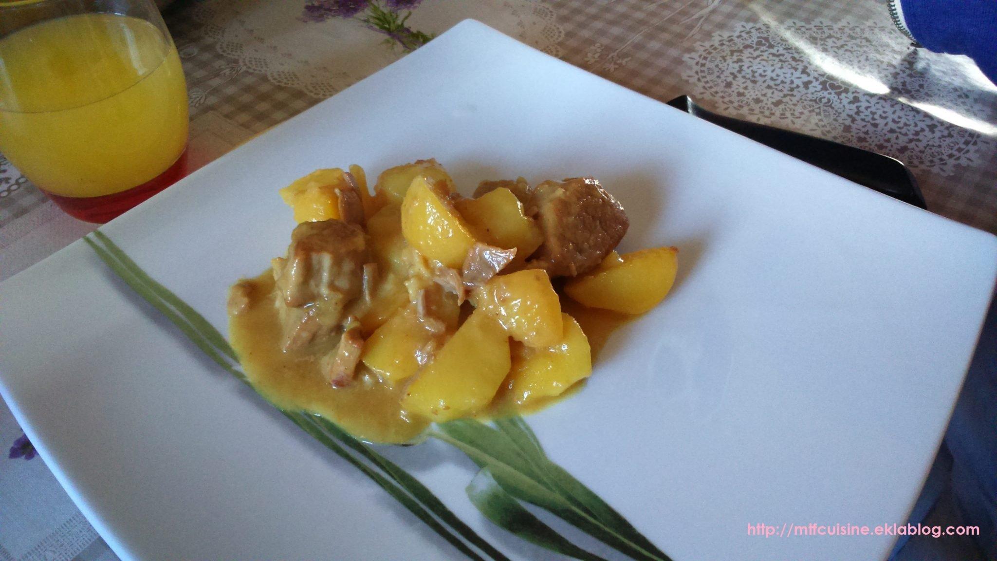 Recette Cookeo Filet Mignon De Porc Miel Et Curry Au Cookeo Cookeo