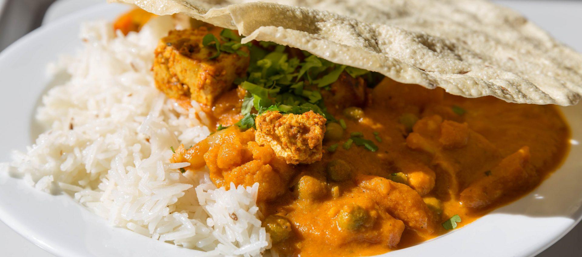 Aiguillettes de poulet au curry et son riz basmati WW au cookeo