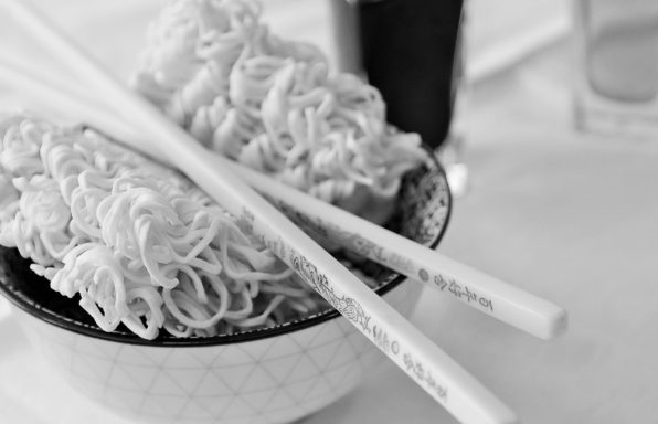 Nouilles chinoises au cookeo