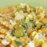 Dhal de lentilles coco curry d'Angelique à l'autocuiseur cookéo