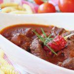 Bœuf à la hongroise