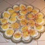 Oeufs mimosas au cookeo