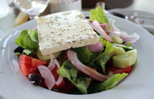 Pommes de terre à la Grecque