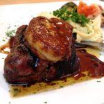 Filet mignon de porc sauce foie gras au cookeo