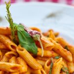 One pot pasta jambon, tomate au cookeo