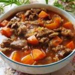 Boeuf carottes vietnamien au cookeo