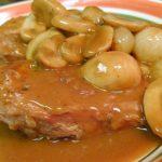 poulet aux champignons sauce tomates au cookeo