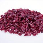 Cranberries au cookeo