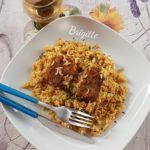 ribs riz sauce barbecue au cookeo