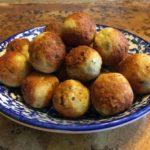 boulettes de poulet sauce satay au cookeo