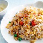 Riz a la cantonaise au cookeo