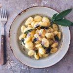 Gnocchis au beurre de sauge au cookeo