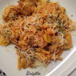 One pot pasta Poulet au Cookeo La cuisine de Bibi