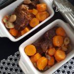 Boeuf carottes La cuisine de Bibi