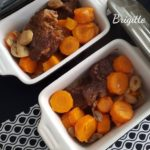 boeuf carottes au cookeo de La cuisine de Bii