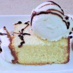 Gateau vanille au yaourt