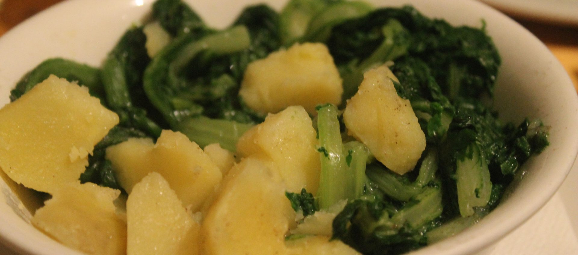 Pommes de terre aux blettes au cookeo