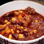 Chili con carne facile et rapide au cookeo
