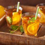 Thé glacé citron menthe au cookeo