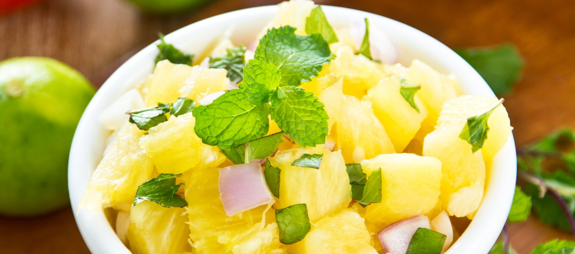 Ananas au sirop au cookeo