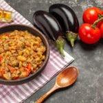 Aubergines à la tomate ww au cookeo