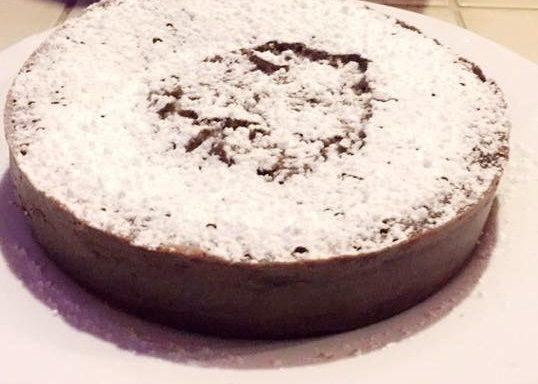Fondant au chocolat et mascarpone au cookeo