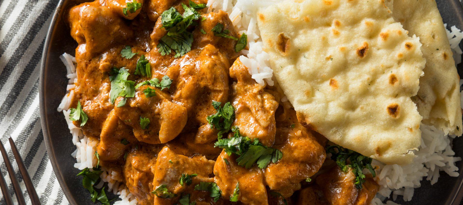 Poulet au beurre Indien au cookeo