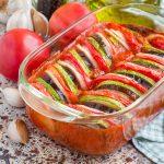 Tian de légumes au cookeo