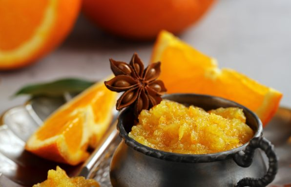 Confiture d'oranges à l'anis étoilé au cookeo
