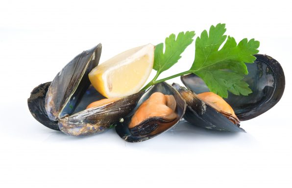 Salade de moules et betteraves au cookeo