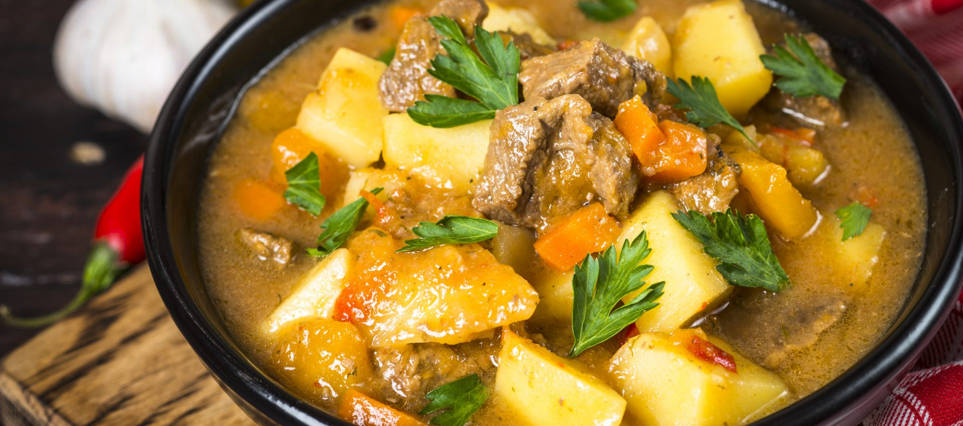 Goulash ww au cookeo