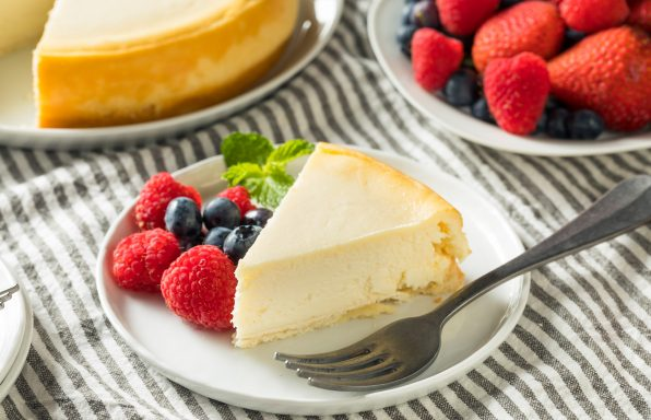 Cheesecake au cookeo