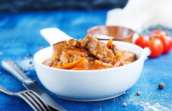 Bœuf bourguignon ww au cookeo