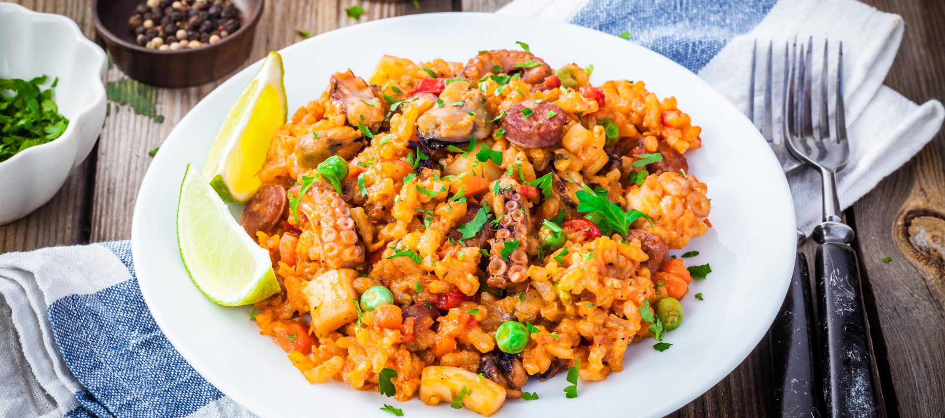 Paella gourmande ww au cookeo