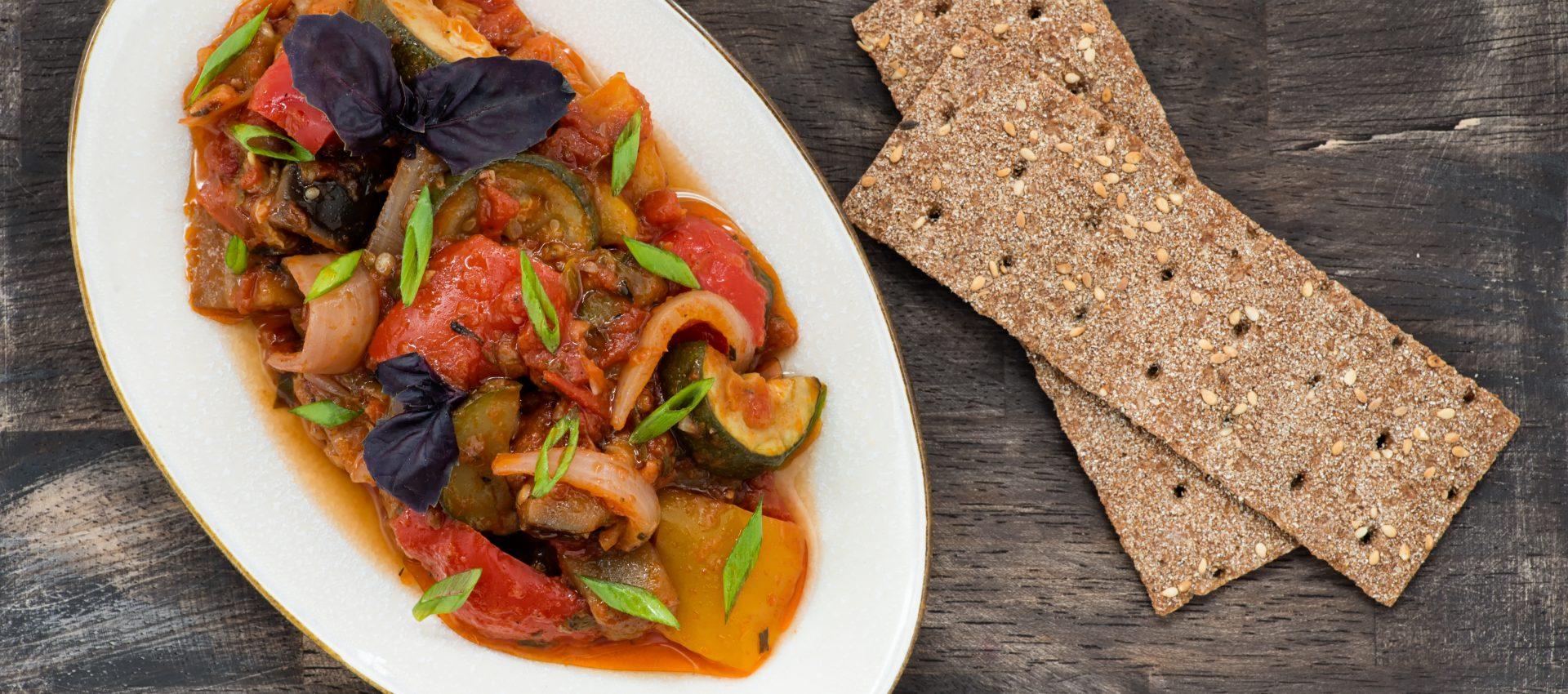 Ratatouille au piment d'Espelette ww au cookeo