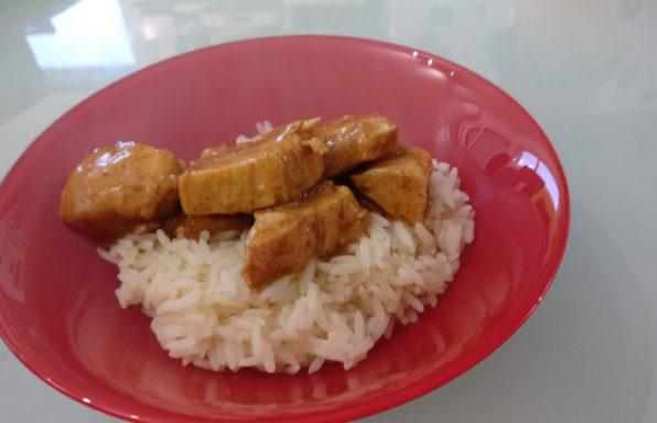 Blanc de poulet au coca au cookeo