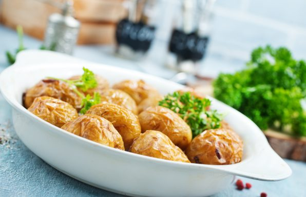 Pommes de terre aux épices au cookeo