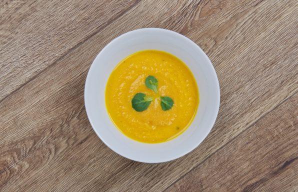 Soupe de légumes simple au cookeo