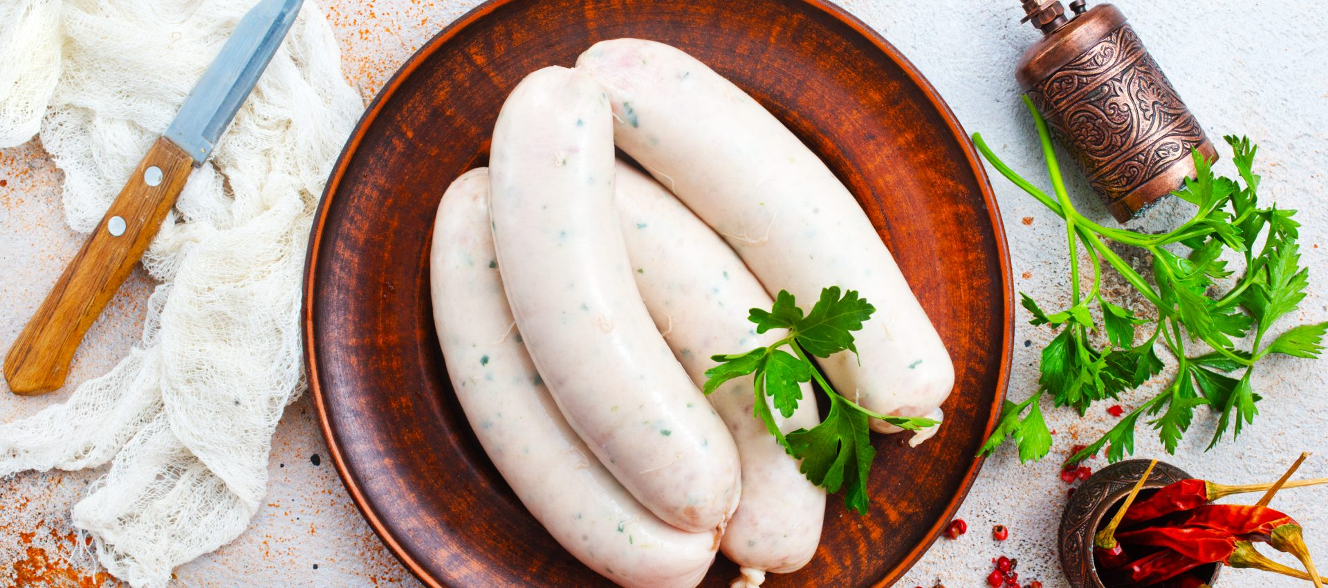 boudin blanc au cookeo
