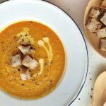 Soupe de lentilles cumin et paprika au cookeo