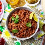 Pulled pork ou porc effiloché au cookeo