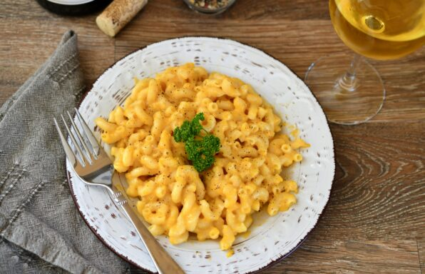 Mac and Cheese au cookeo