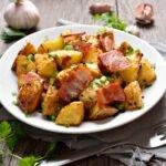 Pommes de terre sautées au bacon au cookeo