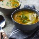 Soupe chinoise au poulet au cookeo