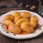 Ragoût de pommes de terre au cookeo