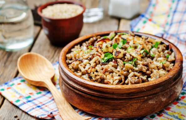 Riz libanais au cookeo