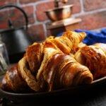 Cuisson des croissants surgelés à l'extra crisp au cookeo